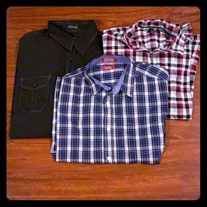 Collar Shirts (3)